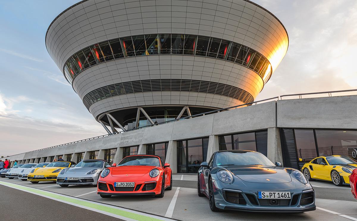 Porsche Werk